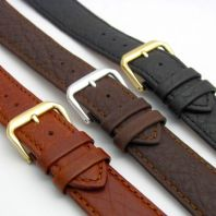 Comfortable Camel Grain Leather Watch Strap Band by CONDOR 16mm 18mm 20mm 051R